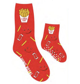 fry mini+me sock set