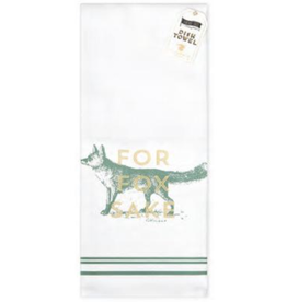 for fox sake bar towel