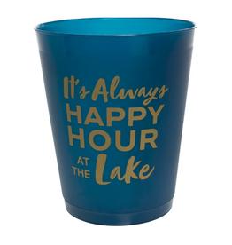 always happy hour 8ct 16oz cup set