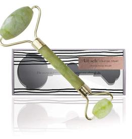 crystal facial roller- jade