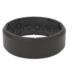 groove life edge silicone ring