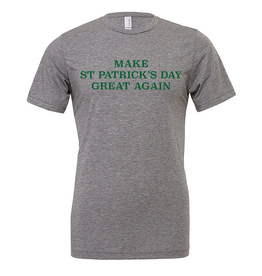 R+R FINAL SALE make st patricks day great again tee