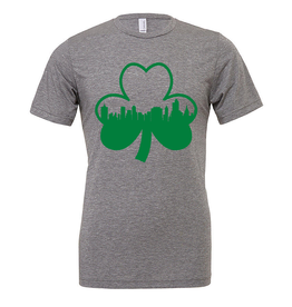R+R FINAL SALE tulsa shamrock tee
