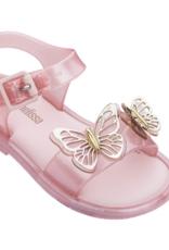 mini melissa mar sandal fly baby pink