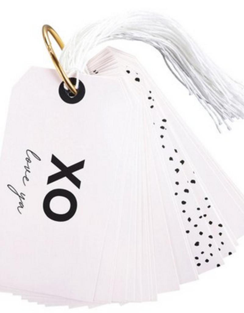 santa barbara designs gift tag book #1 (set of 24)