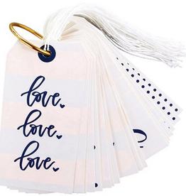 santa barbara designs gift tag book #2 (set of 24) FINAL SALE