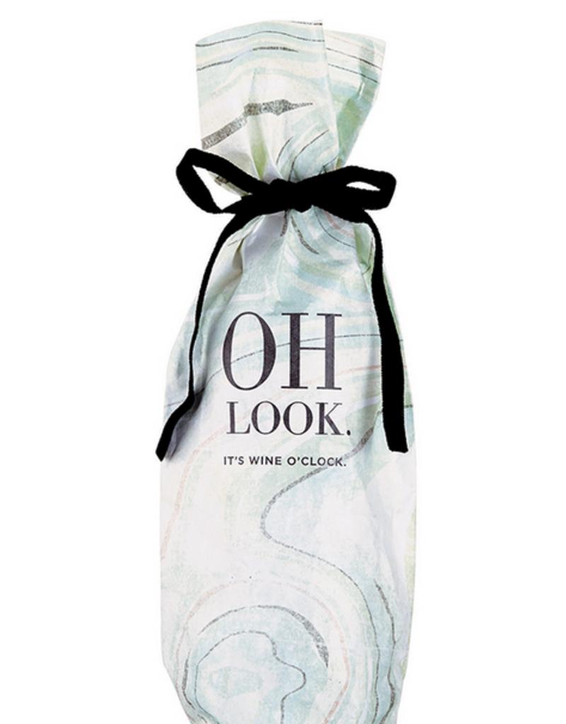 santa barbara designs oh look wine bag FINAL SALE