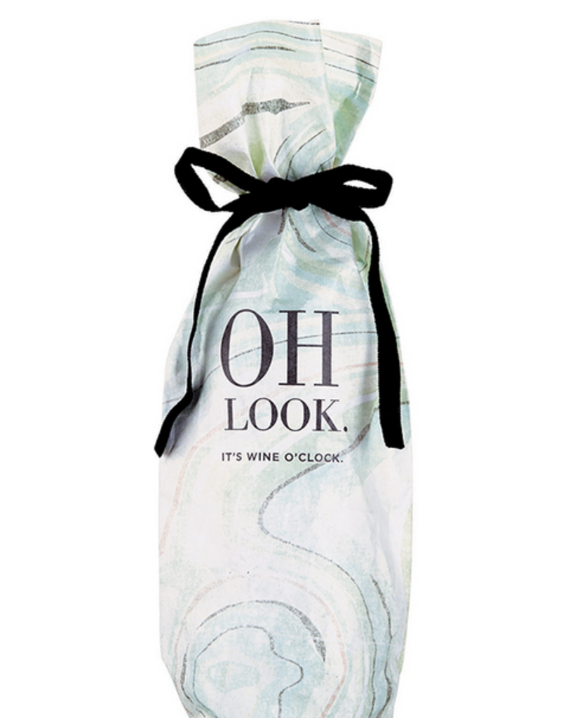 santa barbara designs oh look wine bag