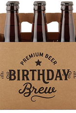 santa barbara designs birthday brew beer carrier