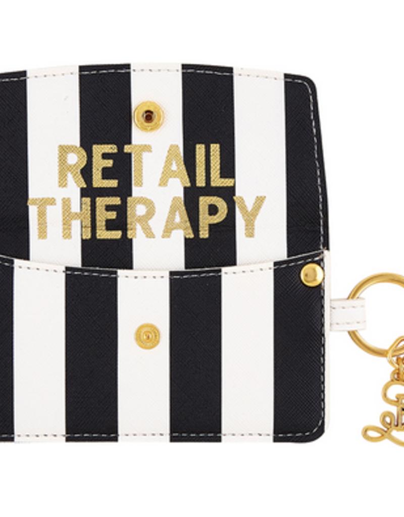 santa barbara designs secret credit card pouch