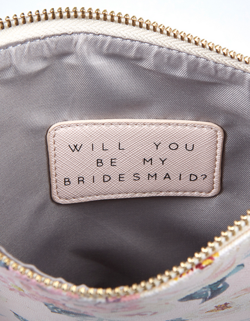 santa barbara designs bridesmaid wristlet
