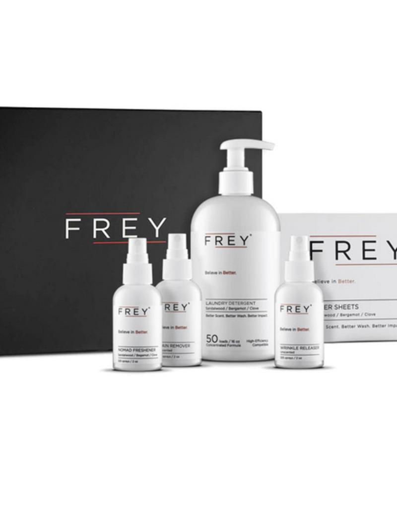 frey frey clothing care kit sandalwood/bergamot/clove