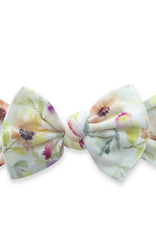 Baby Bling june bloom printed knot