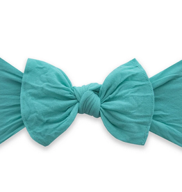 Baby Bling turquoise knot