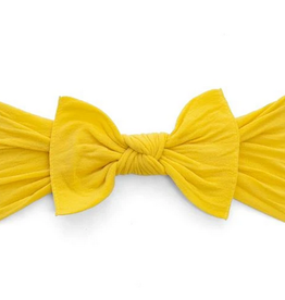 Baby Bling mustard knot
