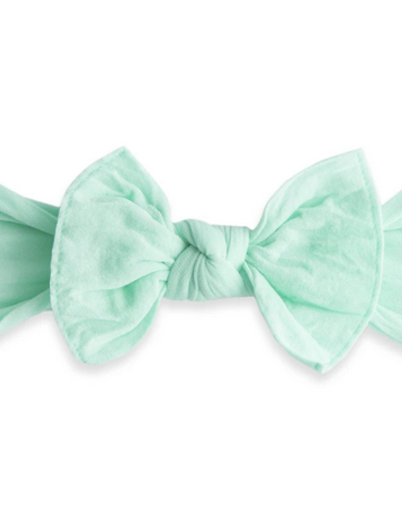 Baby Bling mint knot