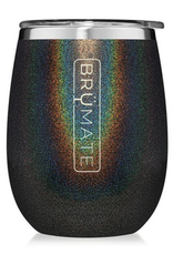 Brümate uncorkd glitter wine tumbler 14oz
