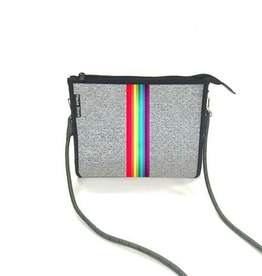 haute shore smile mark crossbody