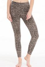 snakeskin ankle jeanish leggings
