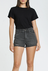 pistola nova relaxed high rise cut off short