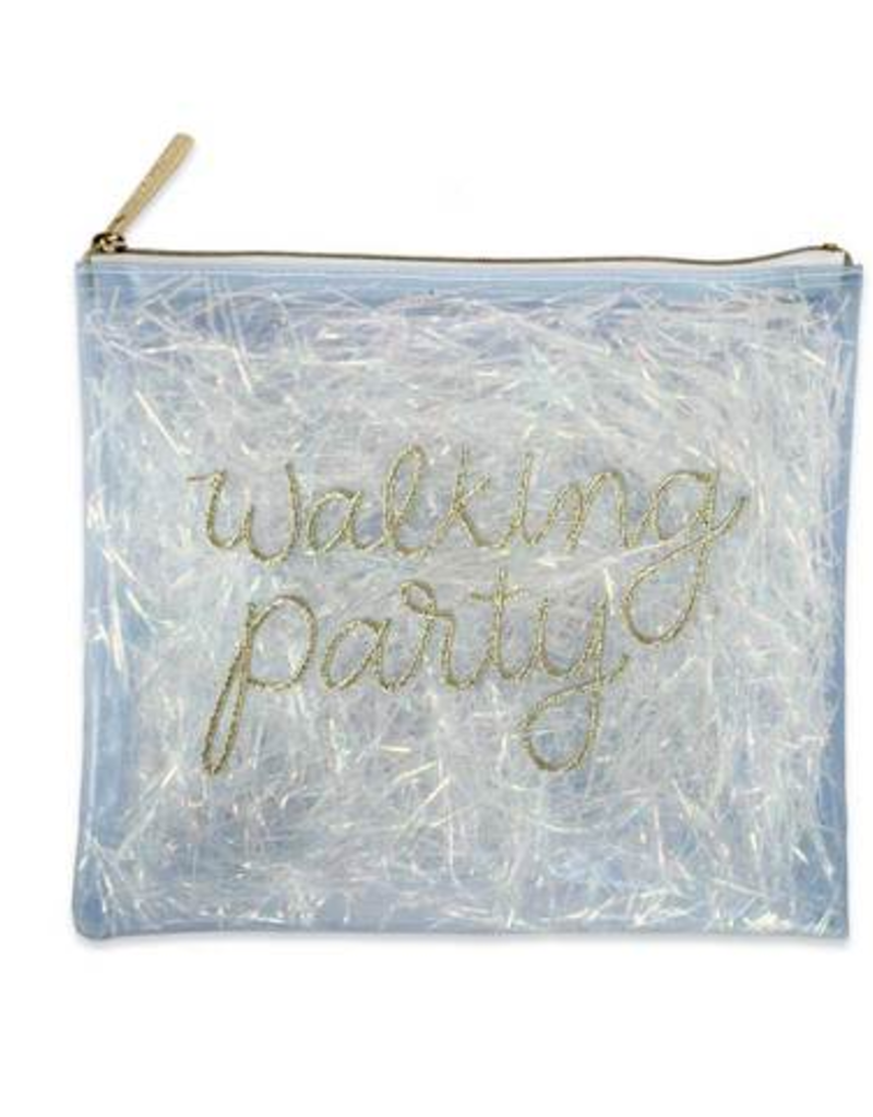 packed party walking party pouch