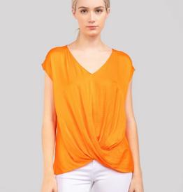 orangeade drop shoulder top