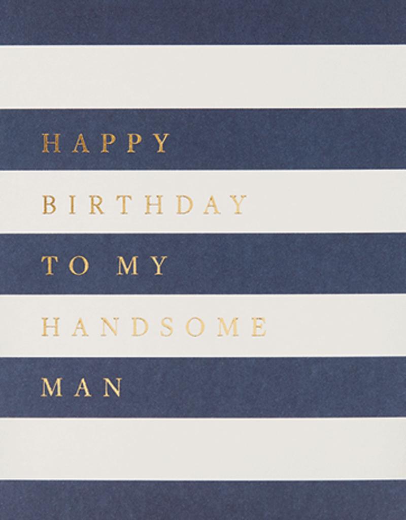 Calypso cards handsome man card