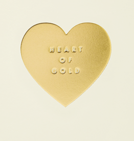 Calypso cards heart of gold card
