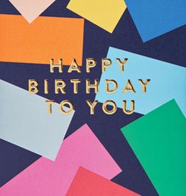 Calypso cards happy birthday blocks card