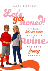 offensive and delightful stoned card