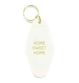 Three Potato Four motel keychain