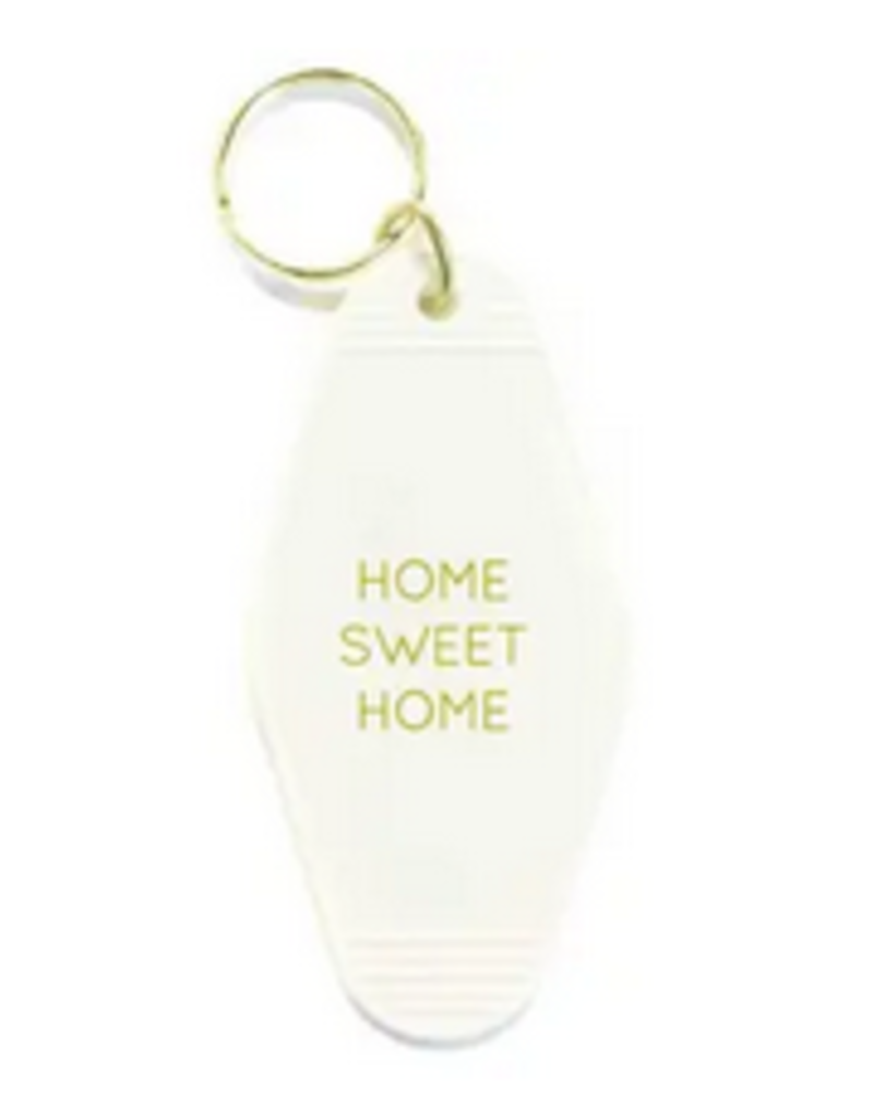 Three Potato Four motel keychain  FINAL SALE