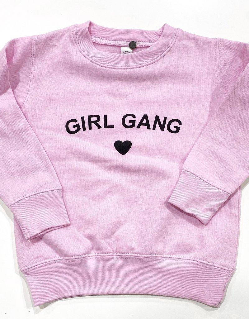 alphia kids girl gang sweatshirt