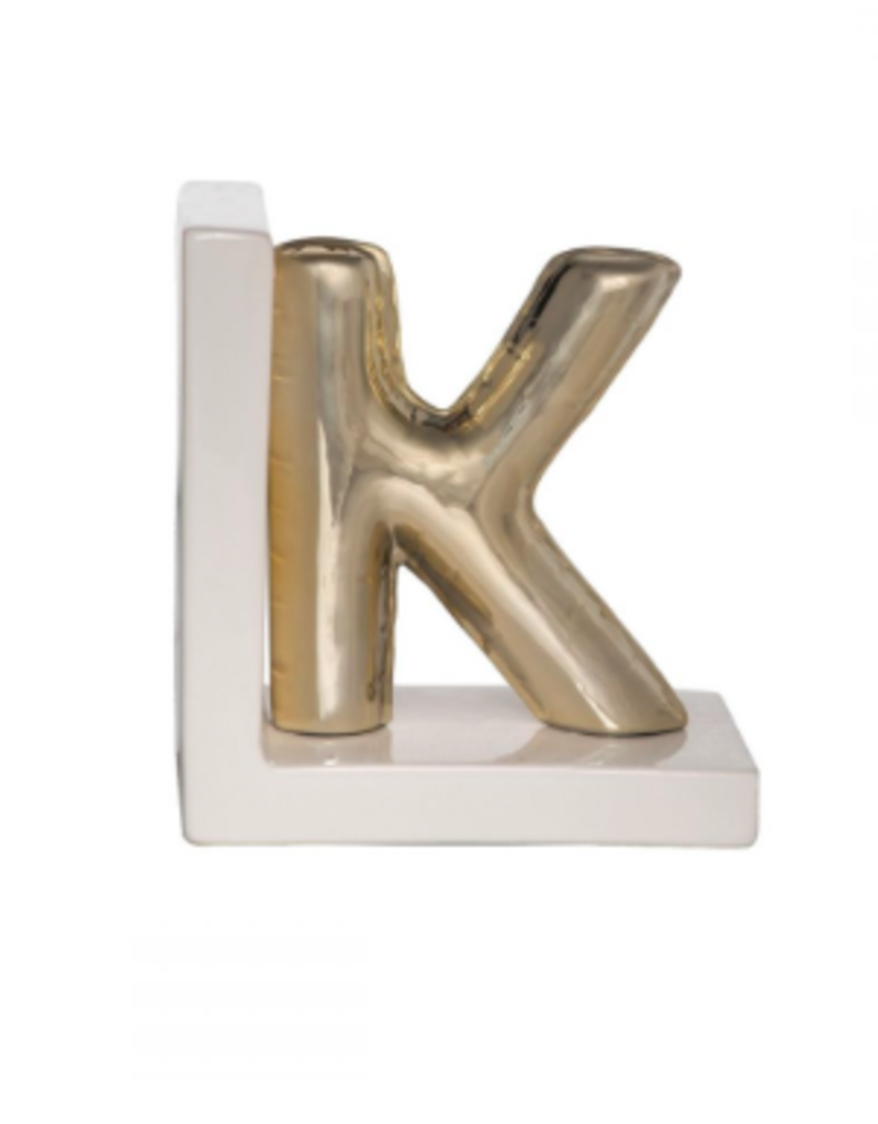 initial bookend