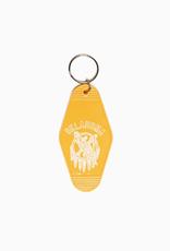 LivyLu oklahoma shield keychain