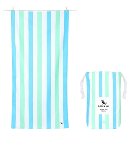 dock & bay endless days quick dry towel