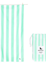 narabeen green quick dry towel