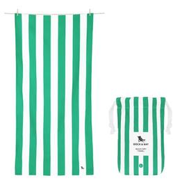 dock & bay cancun green quick dry towel