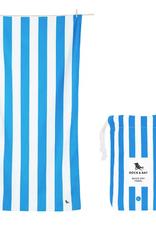 bondi blue quick dry towel