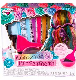 fashion angels rainbow hair painting kit