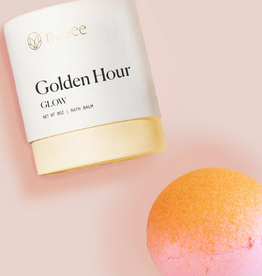 golden hour bath balm