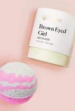 brown eyed girl bath balm