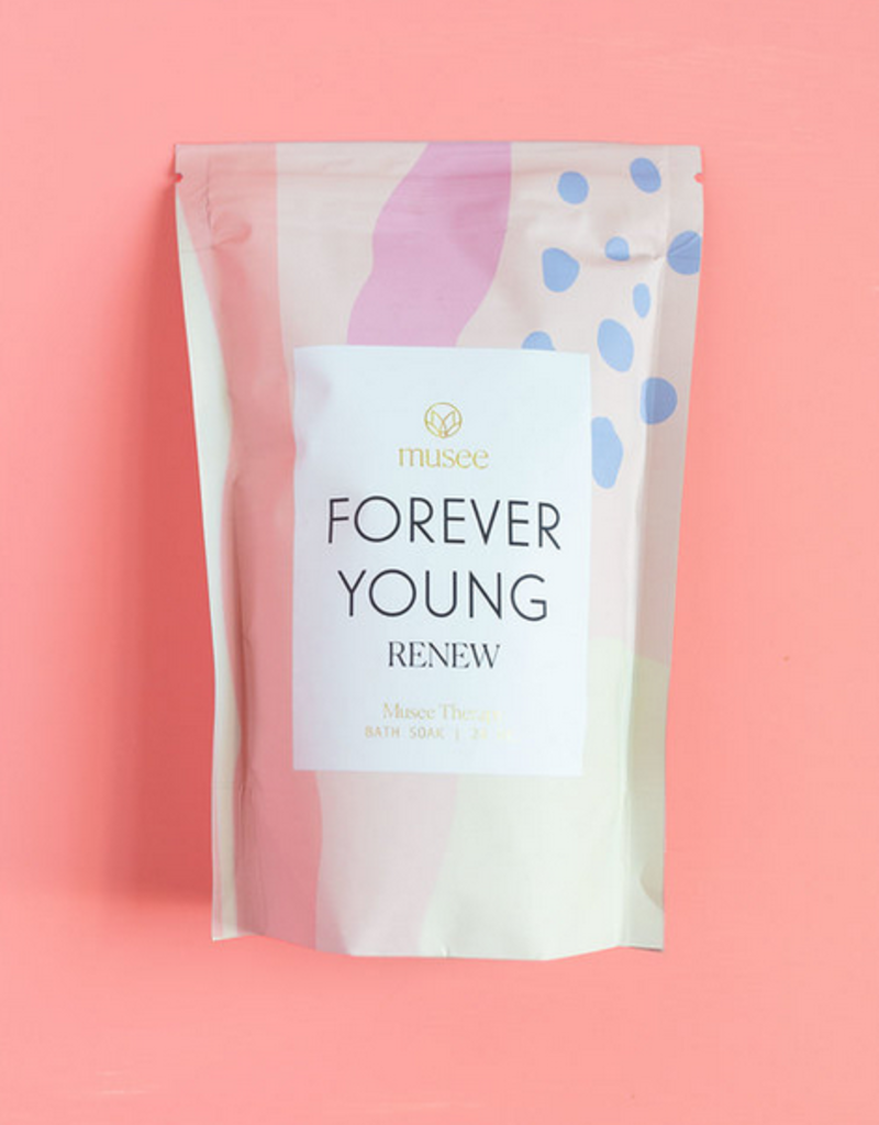 forever young bath soak