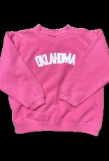 R+R kids blocklahoma sweatshirt