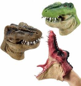 dino bite hand puppet