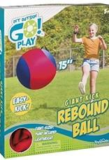 giant kick rebound ball