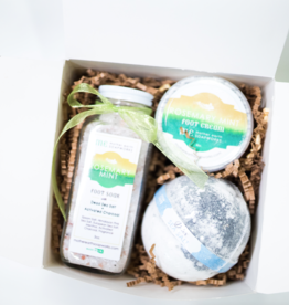 mother earth soap works nurse gift box