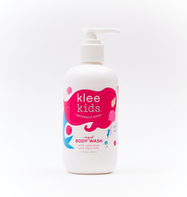 Klee Naturals kids regal body wash