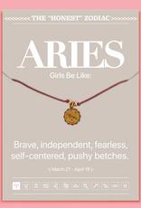 zodiac bracelet FINAL SALE