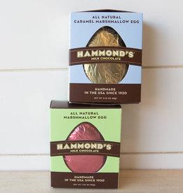Hammond's Candies marshmallow milk chocolate eggs